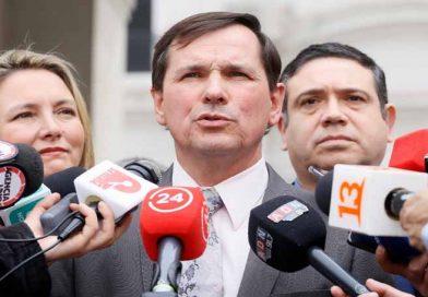 Diputado Rathgeb reprochó acusaciones de Maite Orsini y espera pronunciamiento de la mesa de la Cámara