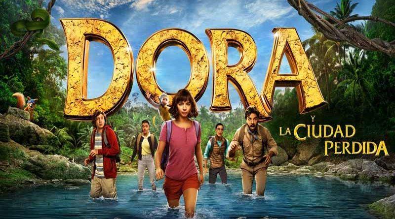 """Cine Hoyts Temuco estrena para esta semana la película """"Dora y la ciudad perdida"""""""