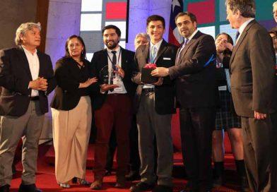 Torneo Delibera 2019: colegio de La Araucanía se lleva uno de los premios de esta XI versión
