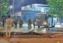 [Video] Cacerolazo termina con destrozos, saqueos a servicentros y detenidos en Temuco