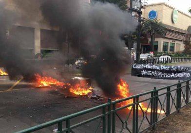 """Diputada Andrea Parra: """"Condenamos sin ambigüedades la violencia pero proyecto antisaqueos penaliza excesivamente algunos temas"""""""
