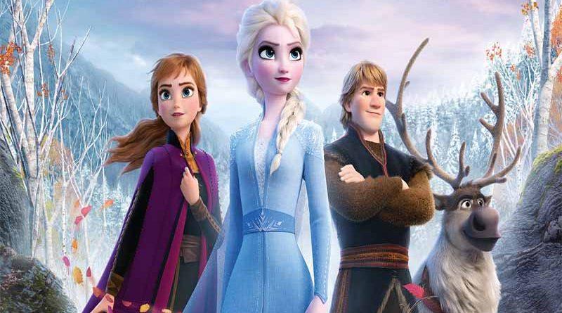 [Video] Cine Hoyts Temuco estrena la película Frozen II