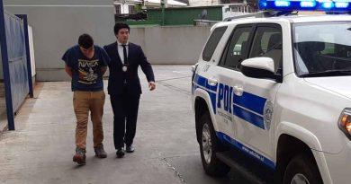 PDI Temuco detiene a hombre por desórdenes públicos en sector Amanecer