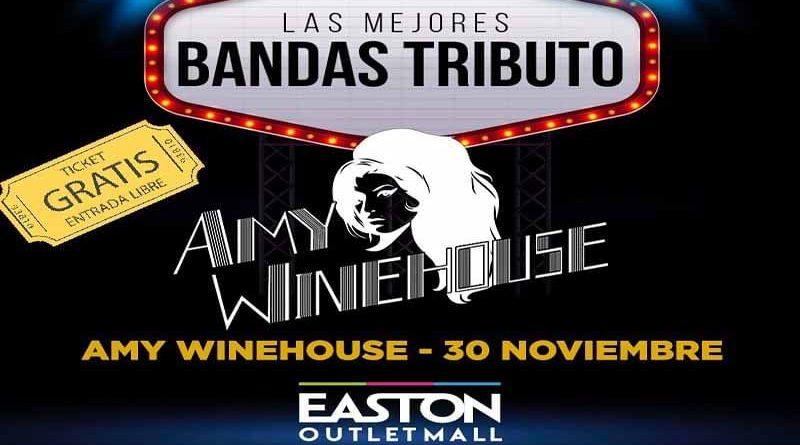 Tributo a Amy Winehouse este sábado en Easton Outlet Mall