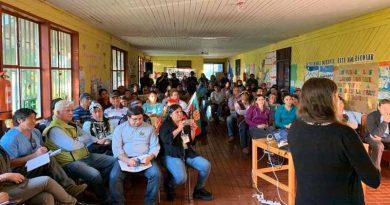 En proceso de participación ciudadana comunidades mapuches de Lautaro exponen rotundo rechazo a planta incineradora WTE