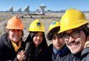 """Alumnos y profesor de Toconao desarrollarán proyectos astronómicos gracias a programa """"Observatorios y ciudades gemelas"""""""