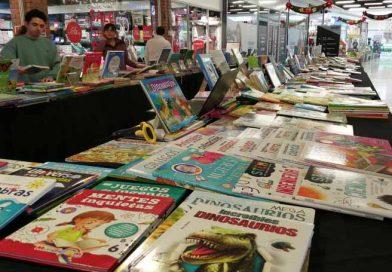 2 mil ejemplares con descuentos llegan a la 2da Feria del Libro
