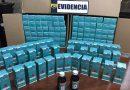 PDI detiene a dos hombres por tráfico de jarabes que contenían codeína