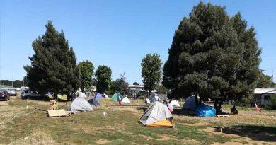 Analizan situación de comités de vivienda afectados por tomas ilegales