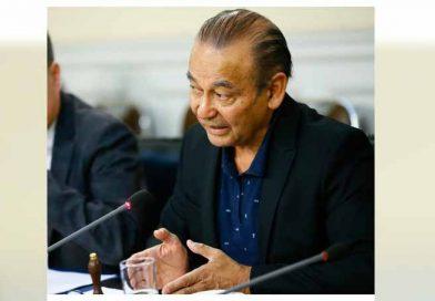 Diputado Ricardo Celis señala como adecuada la renuncia de Kathia Guzmán