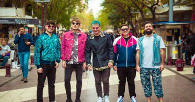 "[Música] Hombre Bomba presenta su single debut ""Welcome"""