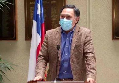 Diputado Mellado realizó fuerte crítica al gobierno por alza de ataques incendiarios en La Araucanía