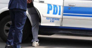 PDI logra detener a 3 sujetos incautando droga avaluada en 18 millones de pesos