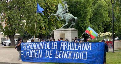 Comunidades mapuche piden al Cdte de Ejército se abstenga de patrullajes en Macrozona Sur