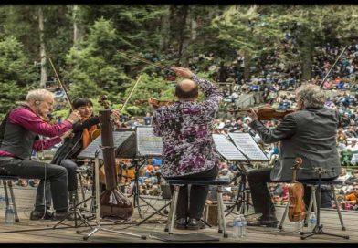 Estreno digital Concierto de Kronos Quartet en Chile
