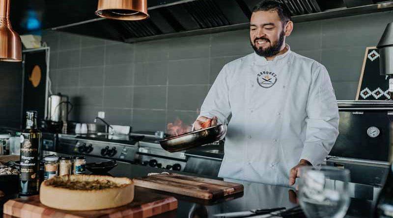 """""""La Cocina de Adolfo Orias"""" regresa al Pabellón Araucanía con una deliciosa receta para compartir en familia"""