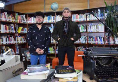 """Feli Andrey será el segundo invitado a """"Música entre Libros"""" en la biblioteca Galo Sepúlveda"""