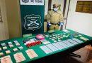 Angol: OS-7 incauta tres vehículos y detienen a clan dedicado al tráfico de drogas
