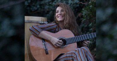 """La cantautora nacional Giovanna Arce presenta un nuevo single """"Enséñame Tu Libertad"""""""