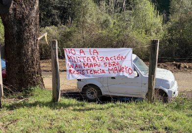 """Diputado Rathgeb por ataques incendiarios en Malleco: """"Es hora de que dimensionen que lo de hoy va en contra de todos los chilenos"""""""